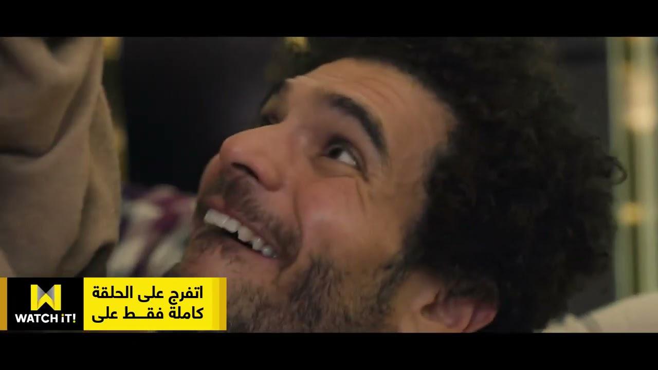 حميد حاول يطلع من الأسانسير بس الفكرة فشلت.. وزياد اتخطف عشان علا ترجع عن قرارها #بين_السما_والأرض