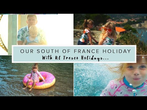 SOUTH OF FRANCE HOLIDAY- LA BRASILIA CAMPSITE/AL FRESCO HOLIDAYS