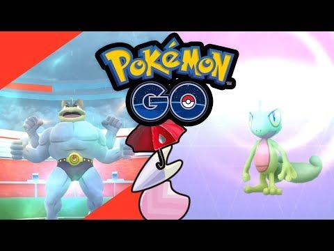 Spontane Neständerung, neue Evolutions-Items, Raids mit Wetter | Pokémon GO Deutsch #507