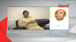 Big Debate: Pyarimohan Mohapatra In Ventilator