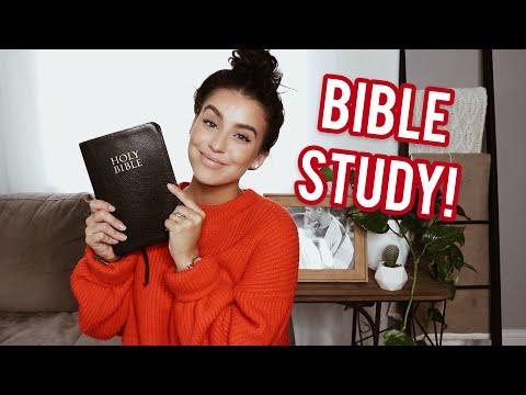 Bible Study w/Milena!