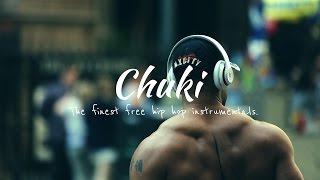 'Ballin' Hard 808 Bass Gangsta Trap Hip Hop Instrumental Chuki Beats