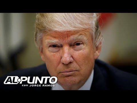 ¿Por qué quiere Trump disminuir el número de inmigrantes que llegan a EEUU?