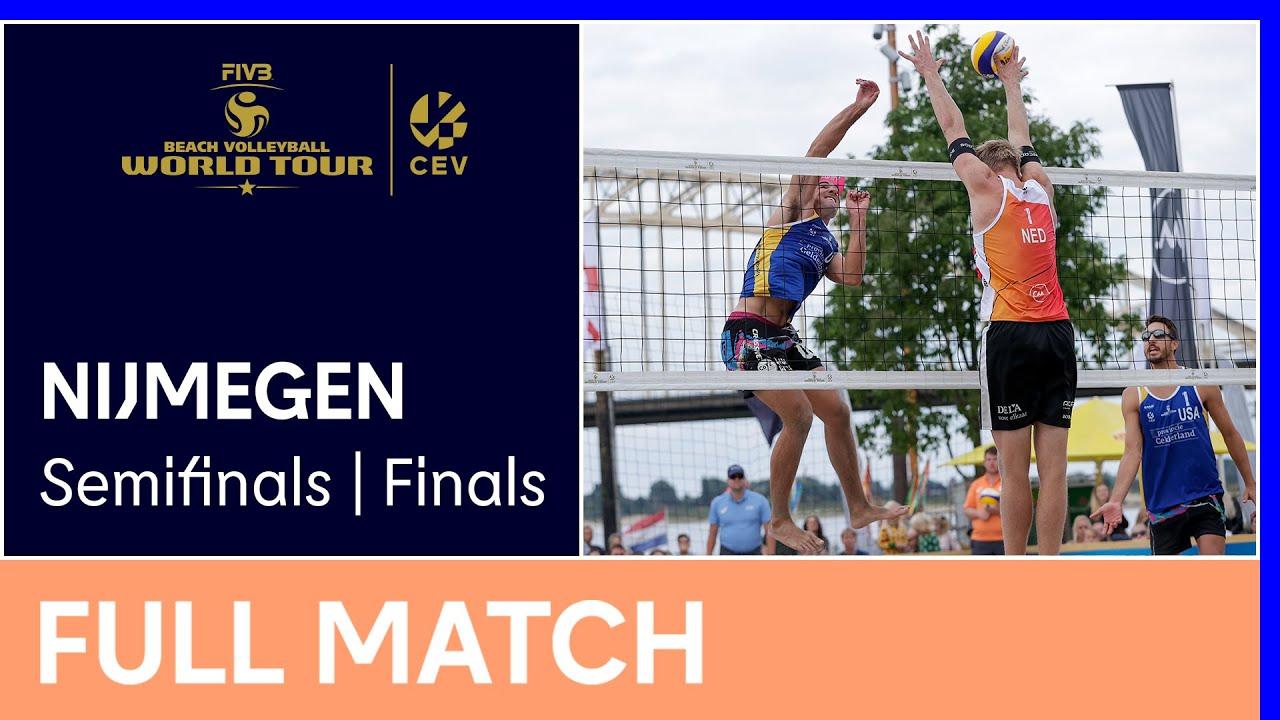 Download Semifinals   Finals - Beach Volleyball World Tour 1-Star Nijmegen