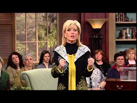 Beth Moore: Prejudice Prevents Healing (James Robison / LIFE Today)