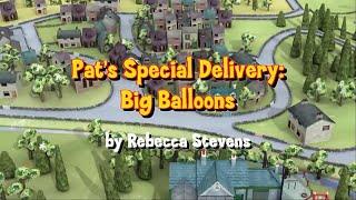 Pieter Post - Seizoen 9 - Afdeling Speciale Pakketjes - Aflevering 5 - Grote ballonnen