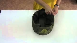 ВР-1а.Відро риболовне для приготування прикормки/VR-1a. A fishing bucket for making a bait