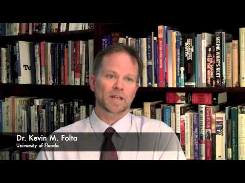 Independent Scientist Kevin Folta on GMO Food