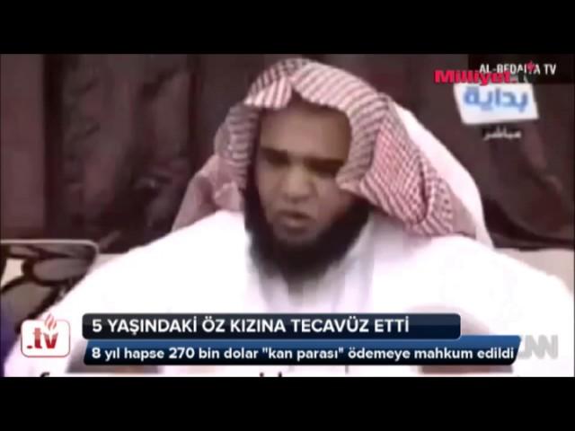 Vahabi ?eyhi Öz K?z?na tecavüz edip öldürdü!