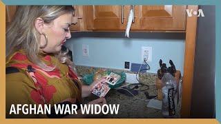 Afghan War Widow | VOA Connect