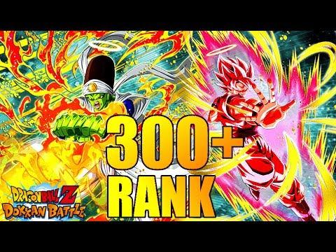 300+ RANK IS HAPPENING!! PIKKON AND KAIOKEN GOKU HYPEEE! DBZ: DOKKAN BATTLE!