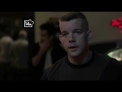 David Lim (gay kiss #1 / 2nd copy) Russell Tovey / Hary Doyle - Quantico (tv series) #8A