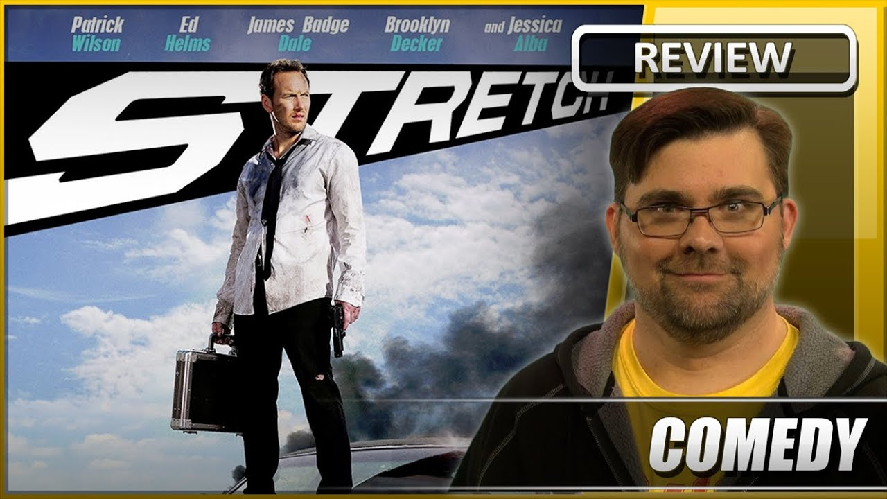 Download Stretch - Movie Review (2014)