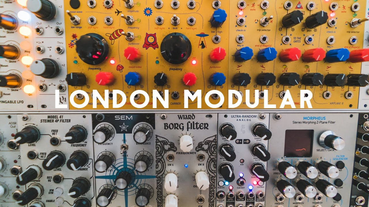 Inside London Modular, the shop that sells synths to Thom Yorke
