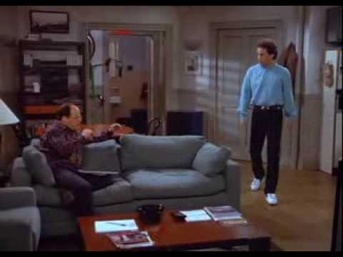 Seinfeld - Georges Butler Idea