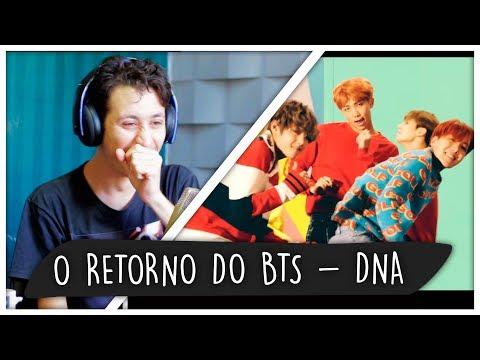 Baixar REACT BTS (방탄소년단) 'DNA' Official MV + TEASERS (K-POP)