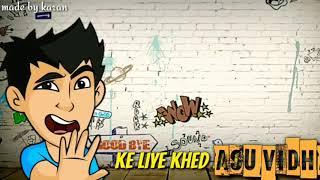 #Yo Yo Honey Singh || this Party Is Over Now ||whatapp status videi||editing by karan