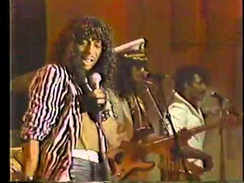 Solid Gold - Cold Blooded LIVE By Rick James