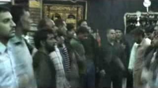 azadari irani imambara satva 2010 in dubai noha javed raza