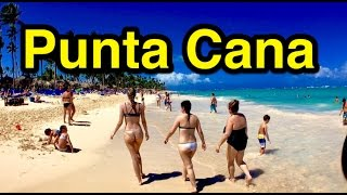 PUNTA CANA - Best Resort, Tours + Drone Video HD