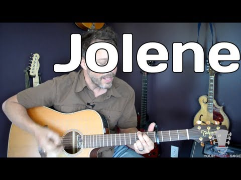 how-to-play-jolene-by-dolly-parton-white-stripes--guitar-lesson
