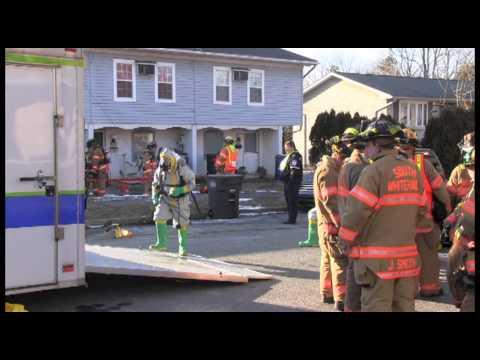 Lehigh County HAZMAT Response / South Whitehall Township (1-27-2013)