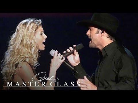 Tim McGraw Gets Emotional Describing Wife Faith Hill | Oprah's Master Class | Oprah Winfrey Network