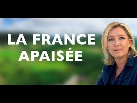 Marine Le Pen, invitée sur France 3 12 06 16