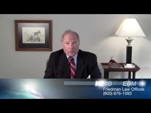 Nebraska's Friedman Law Offices   (800) 876-1093