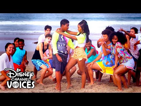Vibes | Official Music Video | Issac Ryan Brown | Disney Channel Voices | Disney Channel