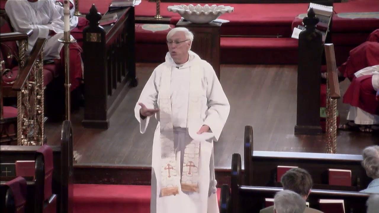 Fr Randolph Sermon June 30, 2019