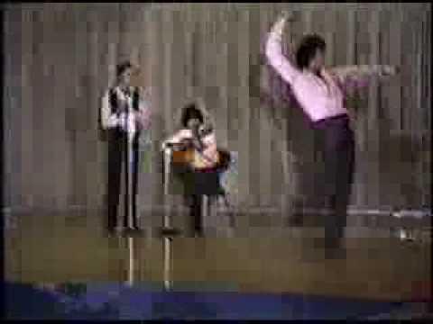 Flamenco at Lincoln Center Gala-José Molina, Dominico Caro, Pedro Cortes