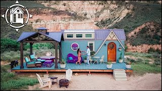Spectacular Tiny Houses Outside Of Zion National Park - Utah