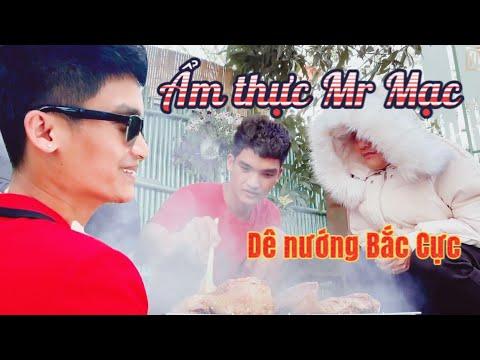 ẨM THỰC Mr. Mạc #1 Tập 1   Chết cười với món Dê Nướng Bắc Cực - Mạc Văn Khoa, Bình Hưng, Huỳnh Săn