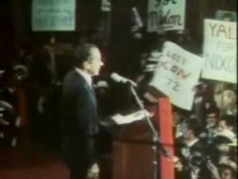 Nixon 1972 Election Ad (Nixon Now campaign song)