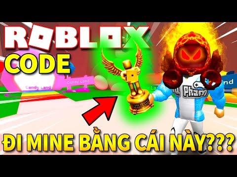 Roblox | ĐI ĐẾN TOY LAND CANDY LAND VÀ HÀNH TRÌNH REBIRTH - Mining Simulator #3 (Code) | KiA Phạm