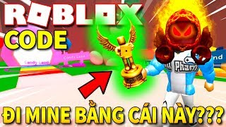 Roblox | GO TO TOY LAND CANDY LAND AND CRUISE REBIRTH – Mining Simulator #3 (Code) | KiA Pham