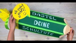 Last-Minute-Schultüte basteln - Tipp der Provinzial Rheinland