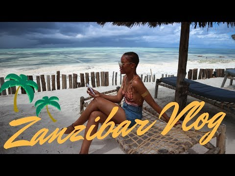 TRAVEL VLOG #1 | EN ROUTE ZANZIBAR