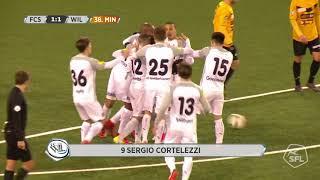 Highlights: FC Schaffhausen - FC Wil 1900