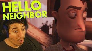 SUSJED SKRIVA TAJNU!!!! (Hello Neighbor ACT 3)