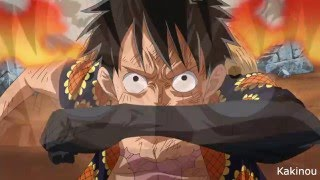 "One Piece [AMV] HD - Doflamingo vs Luffy ""My Demons"" - FINAL Fight"