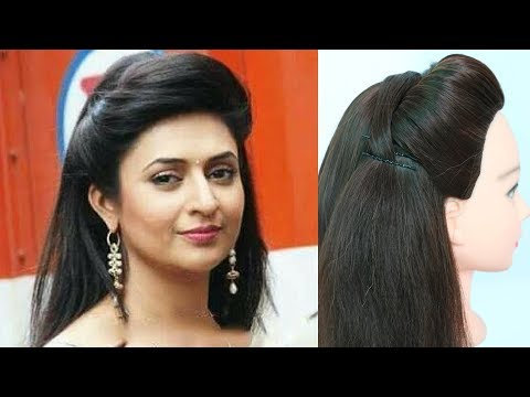 celebrity hairstyles || puff hairstyles || side puff hairstyles || easy hairstyles || hairstyle thumbnail
