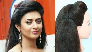 celebrity hairstyles || puff hairstyles || side puff hairstyles || easy hairstyles || hairstyle