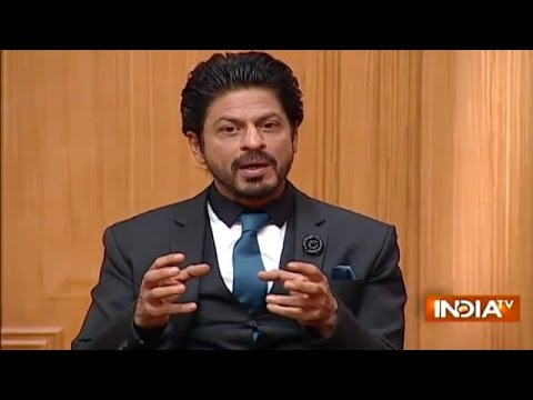Shahrukh Khan's Reply To 'Aap Khate Bharat Ka Hain Aur Baat Pakistan Ki Karte Hain' thumbnail