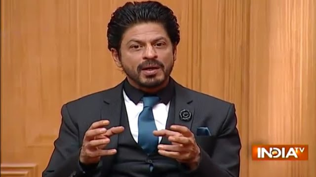 Download Shahrukh Khan's Reply To 'Aap Khate Bharat Ka Hain Aur Baat Pakistan Ki Karte Hain'