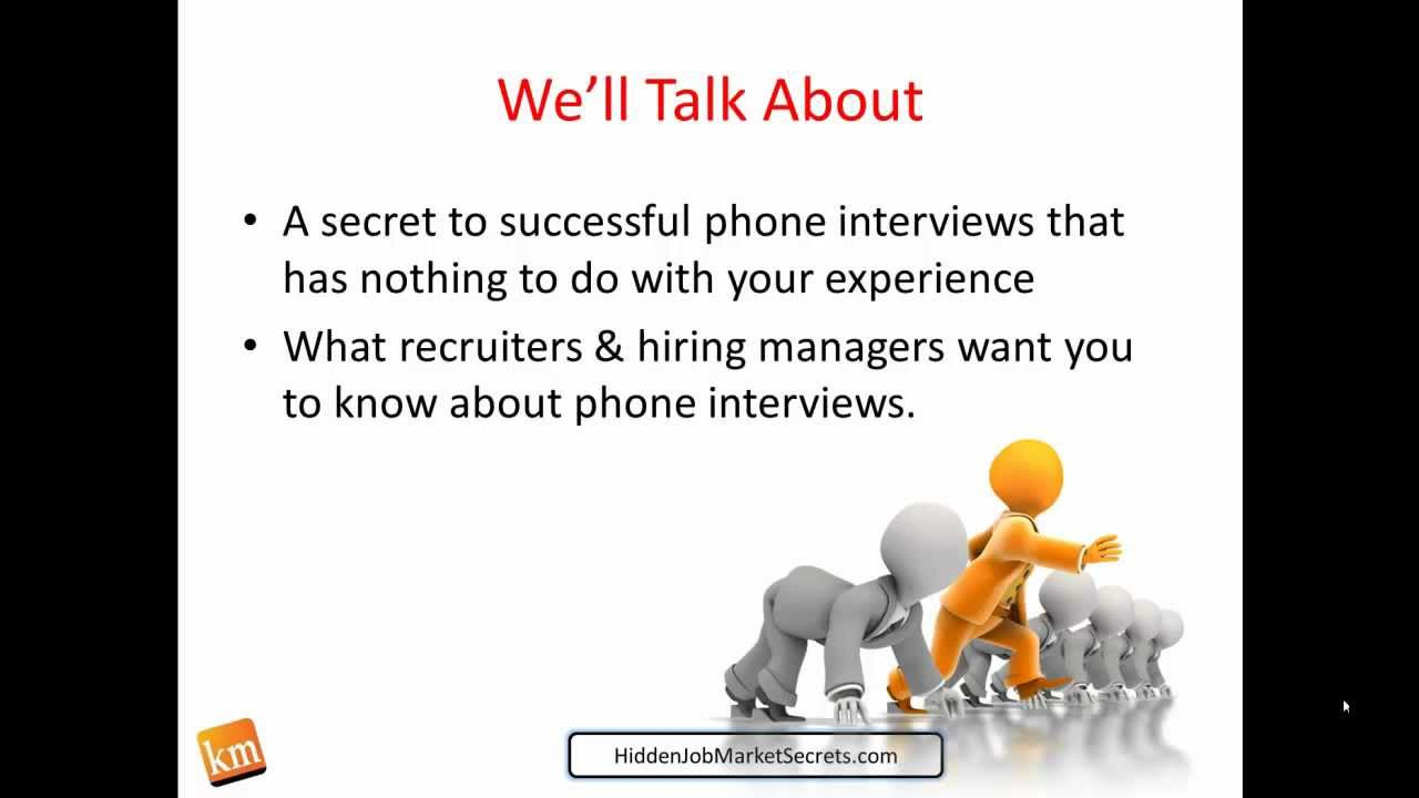 successful job interview phone interview masterymp4 youtube - Phone Interview Tips For Phone Interviews