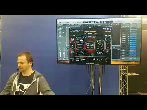 Zynaptiq Orange Vocoder 4 @ NAMM 2018