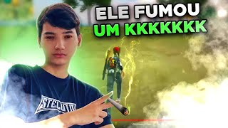 REAGI AO PRIMEIRO VIDEO DO NOBRU DE FREE FIRE!!