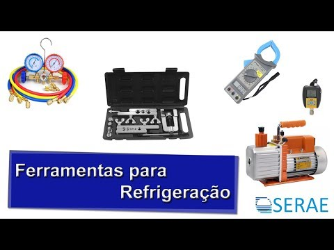 Vídeo Serae curso de refrigeração